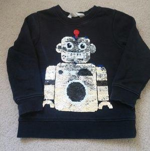 Great 🤖 H&M Sweatshirt 3-4